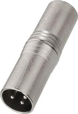 Neutrik XLR-kobling NA-3MM