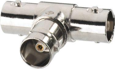 BNC T-connector, 75Ω BNC-1130