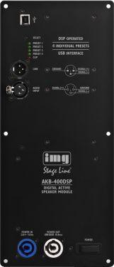 Digitalt forstærkermodul AKB-400DSP
