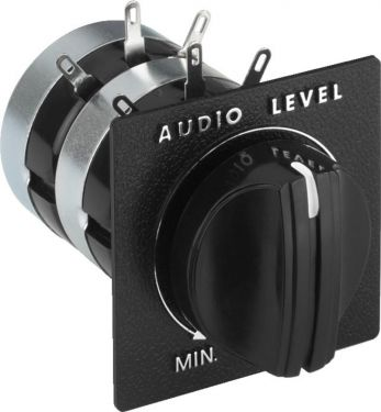 L-pad attenuator, level control for speakers LP-200-8