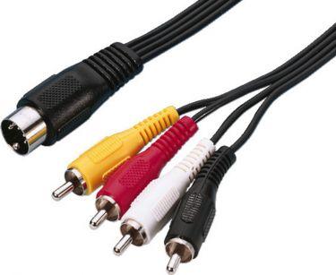 DIN-phonokabel 1.2m AC-54