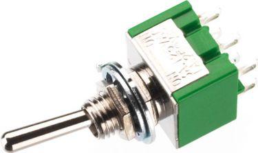 Precision Toggle Switches MS-321