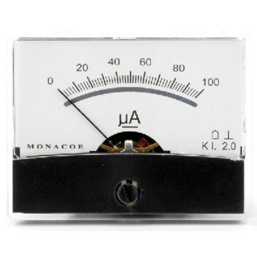 Panelmeter PM-2/100UA