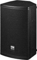 Professional active DSP speaker system with 2-channel amplifier, 600 W MEGA-DSP08