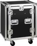 Flightcase 10+12U MR-122