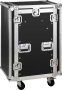 Flightcase 10+16U MR-162