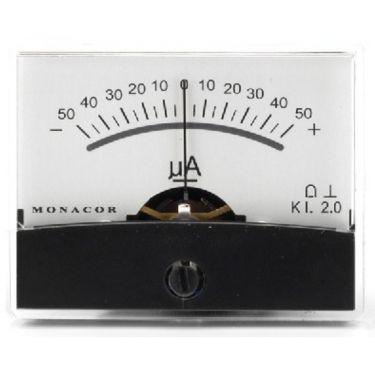 Panelmeter PM-2/+-50UA