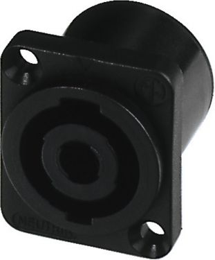 NEUTRIK SPEAKON panel jack NL-4MP