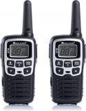 MIDLAND - XT50 PMR446 radio m . Lader +Bat. +USB kabel +Clip (2 pack)