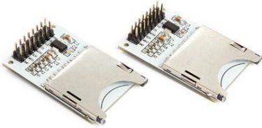 Velleman - SD-kort datalogging shield til Arduino® (2 stk.)