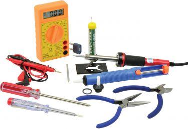 (UK Version) Electronic Tool Set 12pcs