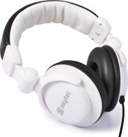 ST-7385 DJ Headphone White