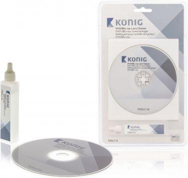 KÖNIG - Rensesæt til CD/DVD/BluRay laserhoved