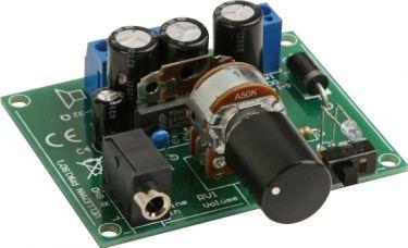 Velleman - MK190 - 2 x 5W stereoforstærker til MP3 afspillere