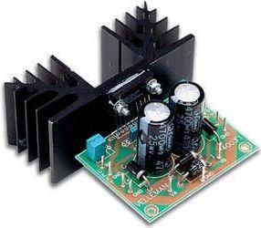 Velleman - K4003 - 2 x 30W audio effektforstærker