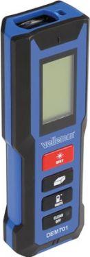Velleman - DEM701 Digital afstandsmåler m. laser (30m)
