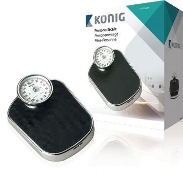 KÖNIG - König - Retro badevægt (0-160kg)