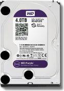 "Western Digital - Harddisk - 4TB 3,5"" SATA 6Gb/s 64MB (Surveillance)"