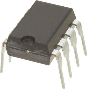 DS1809-050 Digital Potentiometer, 10 Kohm (DIP8)