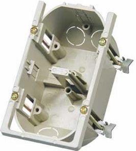 Lauritz Knudsen - Forfradåse til pladevæg - 2 modul (FUGA tilpasset)