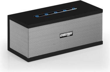 Cabstone - Cabstone - SoundBlock, 2 x 3W, 360° lyd, Sort