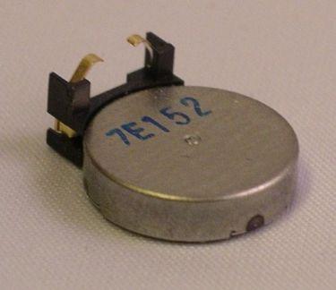 Vibrator 3V Ø14mm x4mm