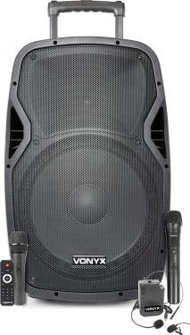 """AP1500PA Portable Speaker 15"""""""