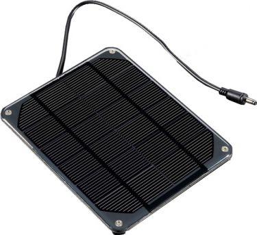 Solcelle - 6V / 2W (10 x 14cm)