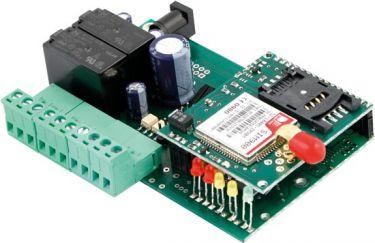 Velleman - Trådløs GSM 2-vejs fjernbetjening - 2 ind / 2 ud