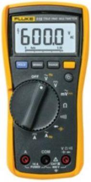 FLUKE - FLUKE 115 - Multimeter m. sand RMS