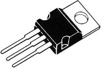 Triac - 600V / 4A TO220 (BT136)