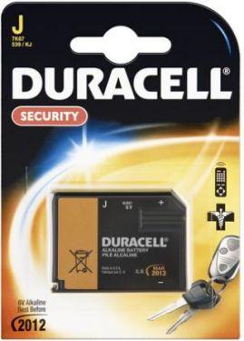 Duracell - Duracell - 4LR61 alkaline fotobatteri 6V / 500mA (7K67)