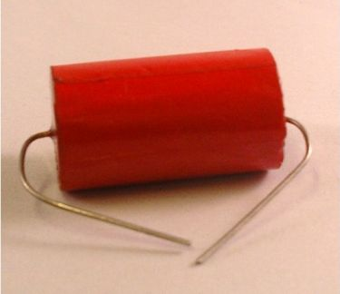 MKT kondensator - 4,7uF 250V aksial 32,5mm (1 stk.)