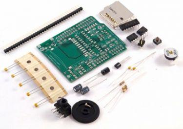 Adafruit - Wave shield kit for Arduino® - v1.1