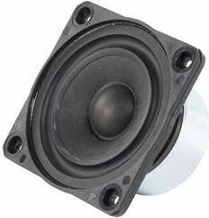 """Visaton - Full range højttaler - 3,15"""" 8 ohm / 30W (Ø77mm)"""