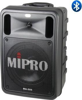 Mipro højttaler MA505 2-vejs transportabel 145W