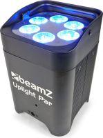 BeamZ BBP96 Batteri Par 6x 12W