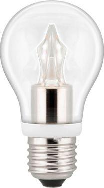 GOOBAY - Krystal LED std. pære - 230V / 3,5W E27 sokkel, Dæmpbar