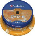 "Maxell - DVD-R medie - 4,7GB ""Minus"" format, 16x (25 stk. spindel)"
