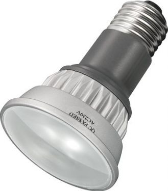 GOOBAY - E27 LED spotpære - 230V / 3W 36°, Varm Hvid (75 lm)