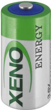 XENO - ER14250 1/2AA lithiumbatteri 3,6V / 1200mAh