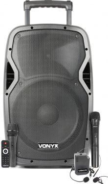 """AP1200PA Portable Speaker 12"""""""