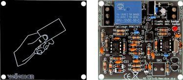 Velleman - VM179 - RFID kortlæser