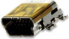 USB B mini hunstik, SMT