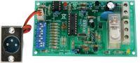 Velleman - VM138 - DMX styret relækontakt (8A)