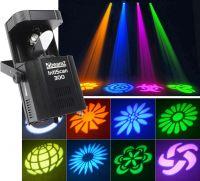 IntiScan 300 Scanner 30W LED DMX