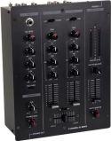 HQ Power - Prof. 2 kanals mixer m. USB