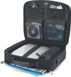 "Dicota - Notebook taske Multiplus 15,4"" Sort"