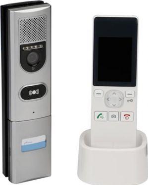 PEREL - Dørtelefon m. farve video - Trådløs