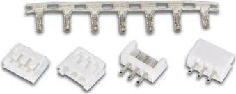 Molex - Board-to-wire stiksæt, 6 pols (25 stk.)
